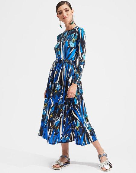 La Double J Simple Skirt - Iris