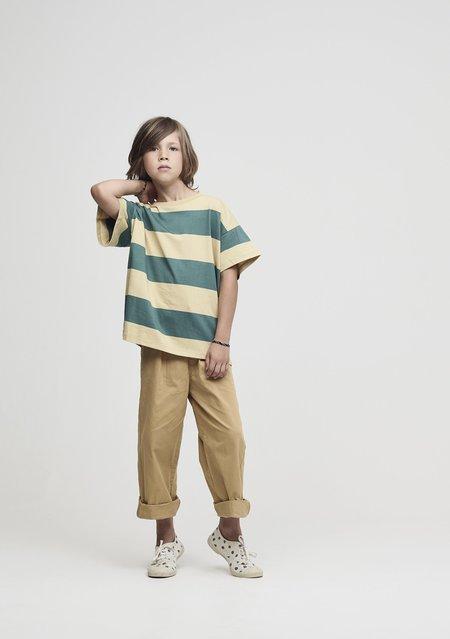 kids unisex Main Story Barrel Trouser - lark