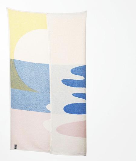 ZigZagZurich Mainstream cotton blanket
