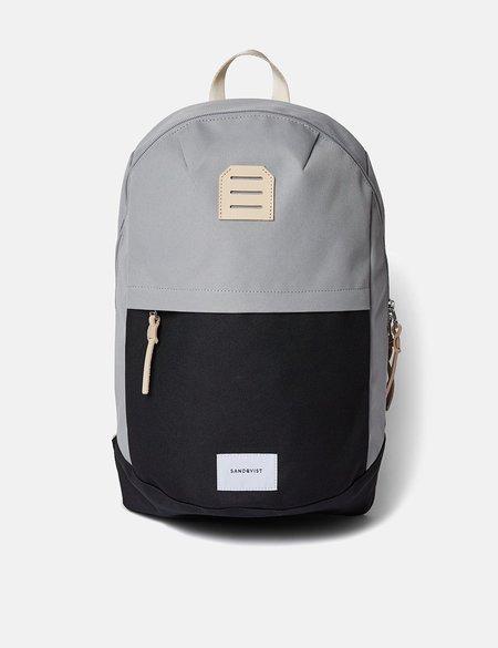 Sandqvist Glenn Backpack - Grey/Black