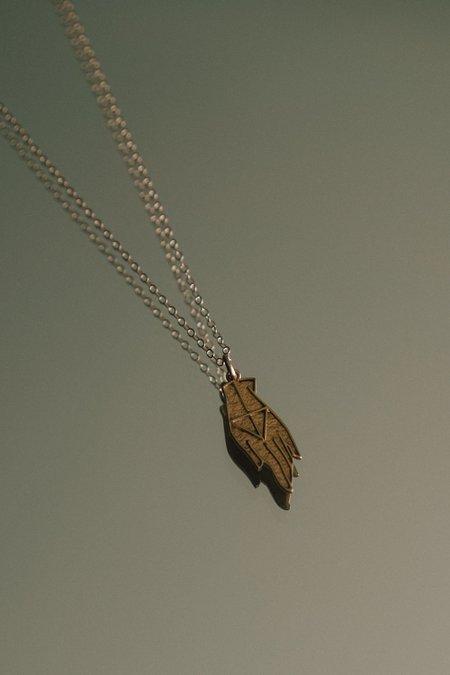 Angela Monaco Protection Pendant Necklace