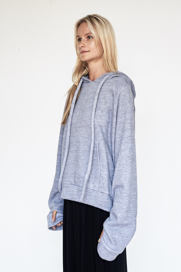 Assembly New York Cotton Brookings Oversized Hoodie