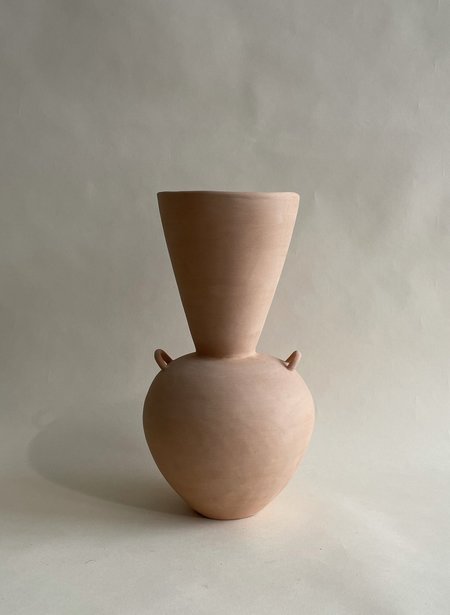 MARTA BONILLA Terracotta Vase
