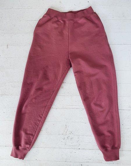 Noble Organic Sweatpants - Elderberry
