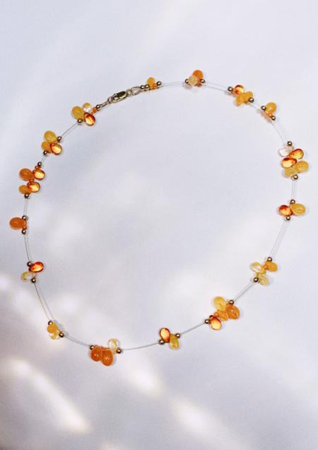 Isshī Caviar Necklace