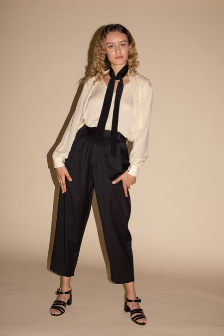 Kamperett x Anaise Wool Pant