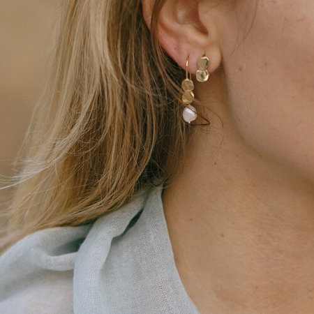 MADA pearl Allegory Earrings