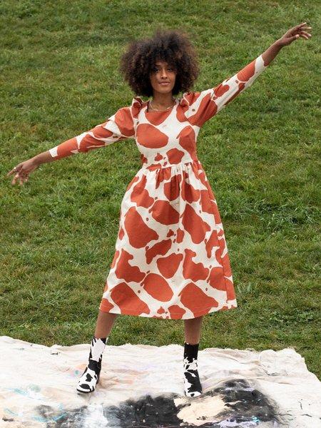 Lisa Says Gah Maddie Midi Dress