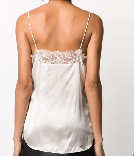 IRO Branda Top - Off White