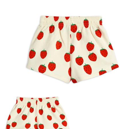 Kids Mini Rodini Strawberry Shorts