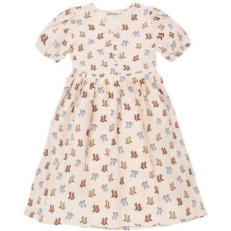 kids the new society eleonora dress - dallas