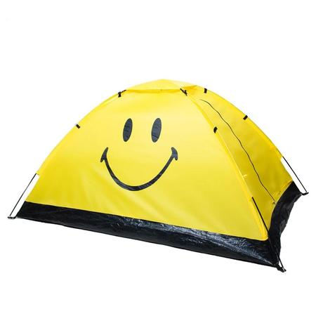 Chinatown Market Smiley Tent - Yellow