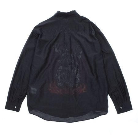 Our Legacy Coco Shirt - Rider Print