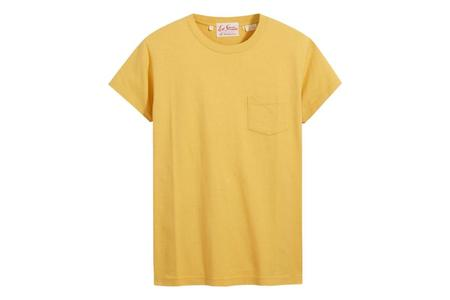 Levi's Vintage 1950's Sportswear T-Shirt - Misted Yellow