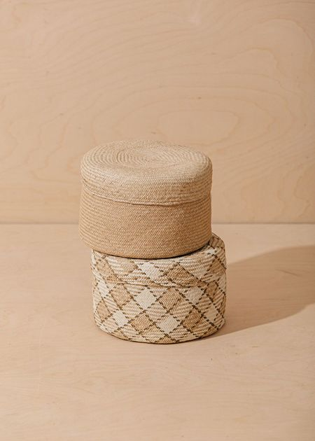 Territory Japa Tortillera Basket - Natural