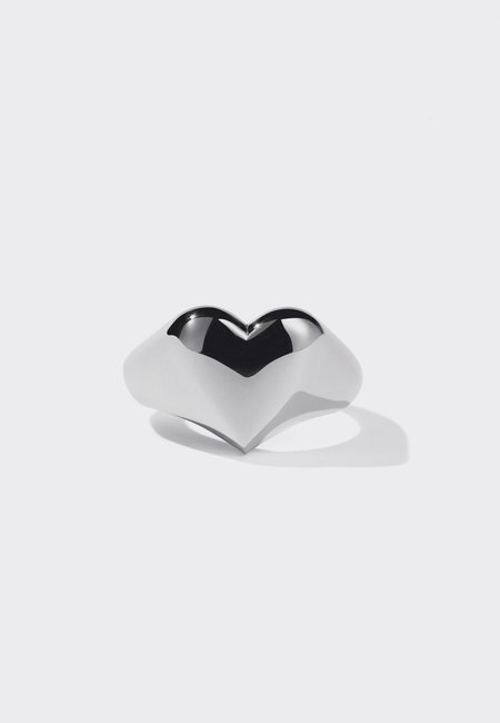 Meadowlark Camille Ring - silver