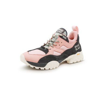Brandblack Cresta sneakers - Pink/Black