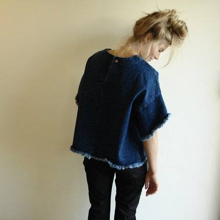 Carleen Denim Tee Shirt