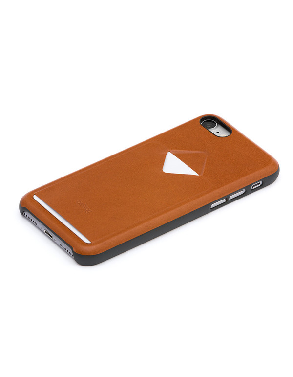 Bellroy Phone Case i7 1 Card Caramel