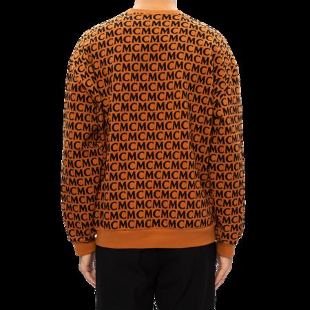 MCM New Monogram Sweatshirt