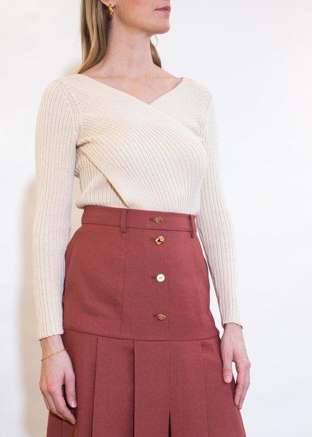 Shaina Mote Didion Sweater - Natural