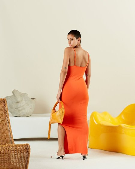 Simon Miller ANDERS DRESS - Coral