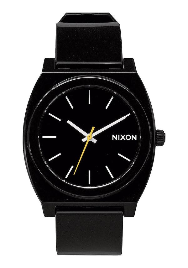 Nixon Time Teller P Matte Black