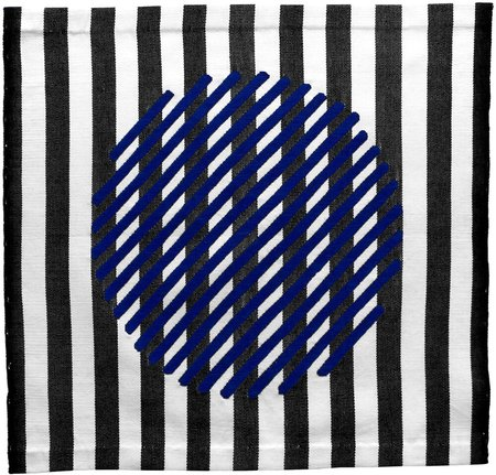 DittoHouse Blue Ball Tapestry