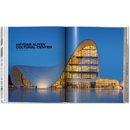 Taschen Zaha Hadid Complete Works 1979-Today Book