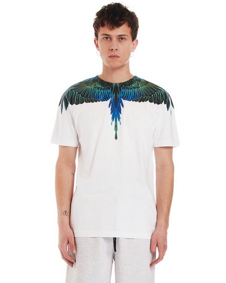 Marcelo Burlon Wings Regular tee shirt - White