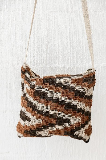 Pampa Litoral  #0490 Woven Bag