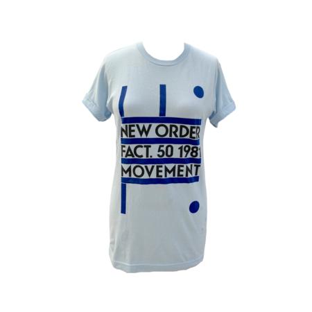 Farm Stand New Order T-Shirt - blue