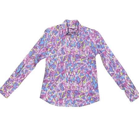 Temporary Showroom Cactus Como Shirt - Pink