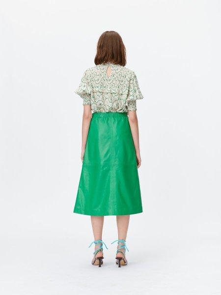 Munthe Tatu Skirt - Green