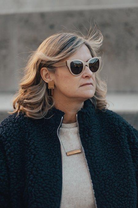 CARLA COLOUR Barton Glasses - Oro