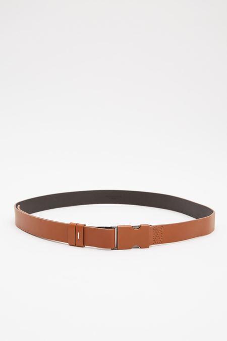 Maison Margiela Calf Leather Belt - Cuoio