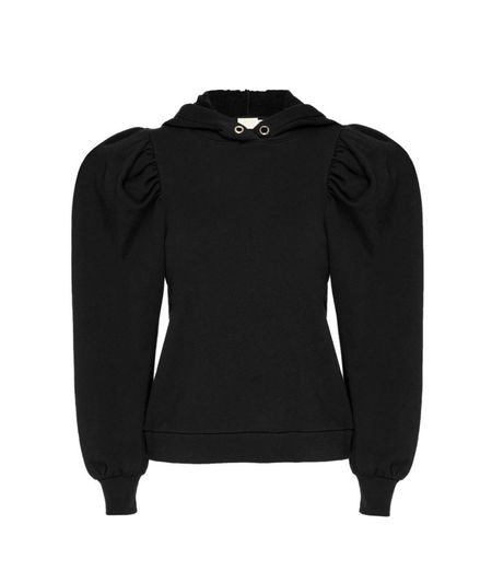 Nation Ltd Davina Sweatshirt - Jet Black
