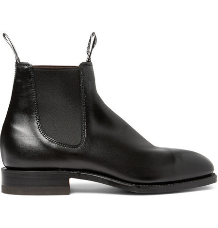 Leather RM Boot