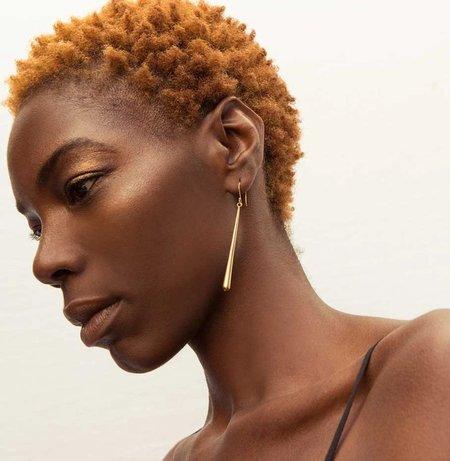 Soko Pia Earrings - Brass
