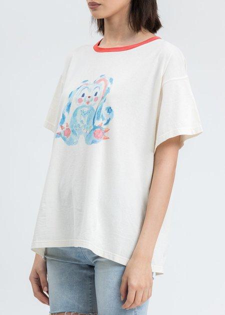 we11done Monster T-Shirt - White