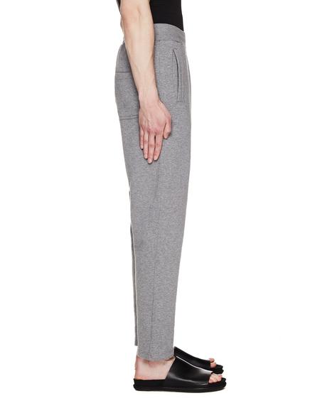 Golden Goose Grey Printed Sweatpants