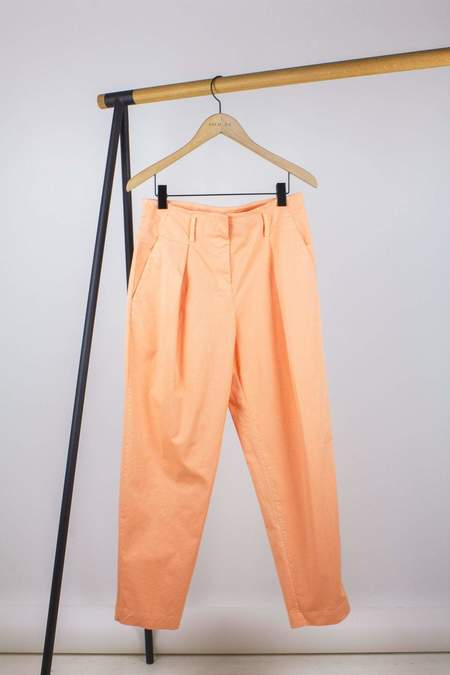 Hache Tapered Pant - Apricot