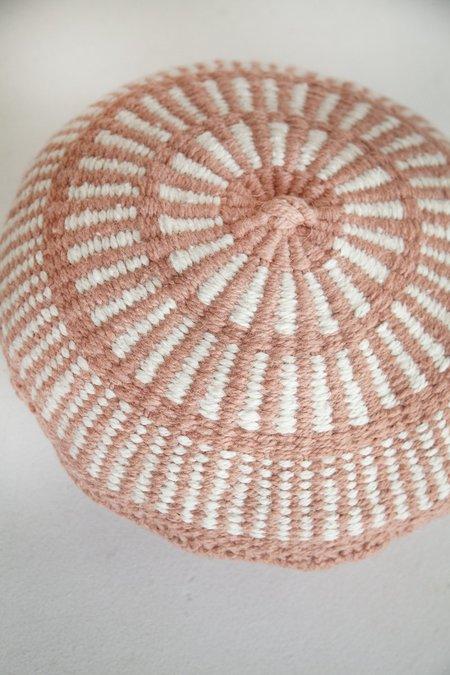 Pampa Monte Cushion #5 - Desert Rose/Natural
