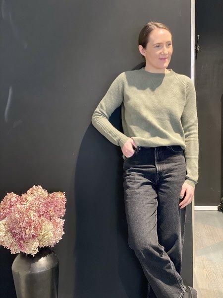 Oats Cashmere Adla Sweater - Olive
