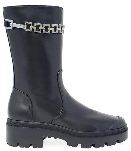 Madison Maison By Palladium Chain Boot - Black