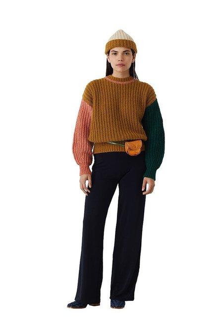 Paloma Wool FRIGO SWEATER - OCHRE