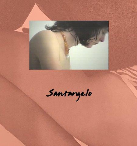 Santangelo Bad Orb Earring - Paua
