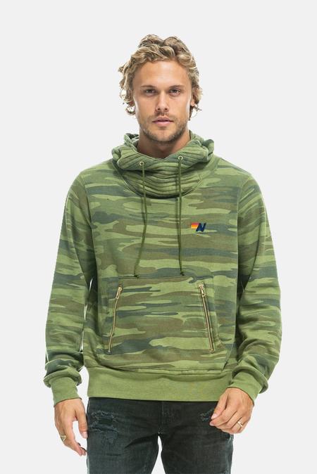 Aviator Nation Ninja Hoodie Sweater - Camo