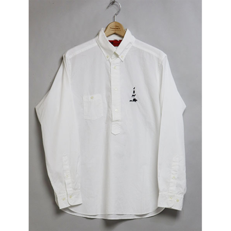 Mountain Research B.D. Lefty 3190L Pullover Shirt  - White