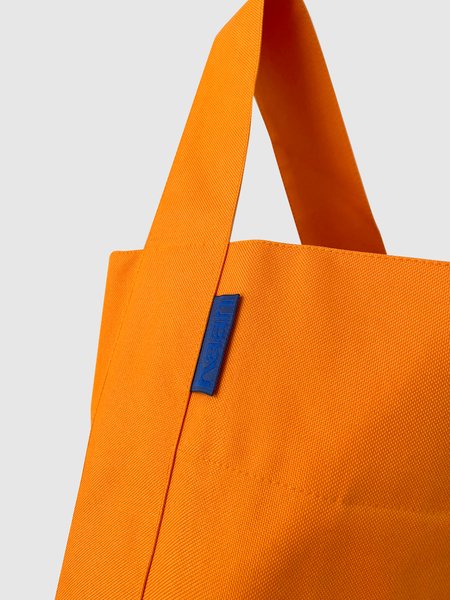 Kaan The Ottertex Waterproof Canvas Bucket Tote - Orange